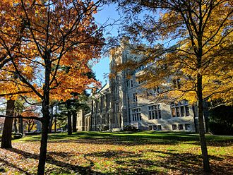 Harvard Divinity School - Andover Hall