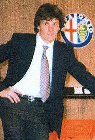 Andrea de Cesaris - Andrea de Cesaris in 1982