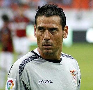 Andrés Palop Spanish footballer