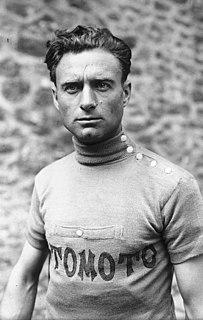 Angelo Gremo Italian cyclist