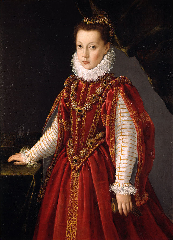 Portrait Ofa Girl 14 Years In Nature Stock Image: File:Anguissola, Sofonisba