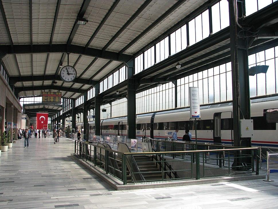 Ankara Central Station 2012 03