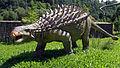 Ankylozaur (Ankylosaurus) - JuraPark Baltow (1).JPG