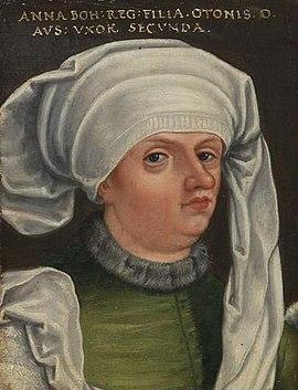 Anna, Österreich, Herzogin