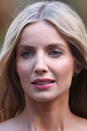 Annabelle Wallis - Wallis in May 2017
