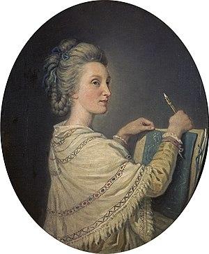 Anne Forbes - Anne Forbes (David Allan, 1781)