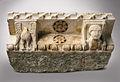 Anonyme toulousain - Fragment de corniche figurée - Musée des Augustins - 85 5 1.jpg