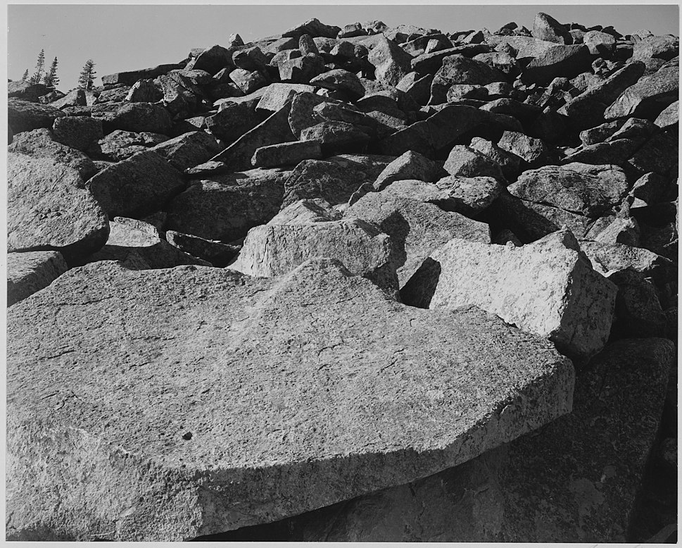Ansel Adams - National Archives 79-AA-M02