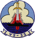 Anti-Submarine Squadron 35 (US Navy) patch 1962.png