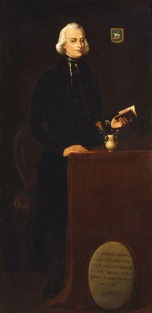 Antonio José Cavanilles cover