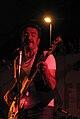 Antonio Rigo Righetti canta - Festa de l'Unità, Borsea (RO) - 5 luglio 2005.jpg