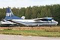 Antonov An-12B Cub RA-11115 Avial NV (8526504622).jpg