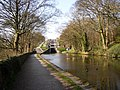 Approaching the five-rise locks, Bingley - geograph.org.uk - 389736.jpg