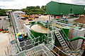 Aquacycle thickener and GHT filter press at Sheehan C&D waste recycling plant (7788539418).jpg