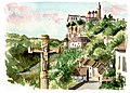 Aquarelle- Rocamadour - France (5500345016).jpg