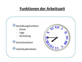 Arbeitszeit Wikipedia