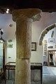 Archaic Greek column in medieval interior, 6th c BC, 13th c, Naxos, 143781.jpg
