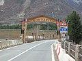 Arco d'ingresso PN Mont Avic Champdepraz.JPG