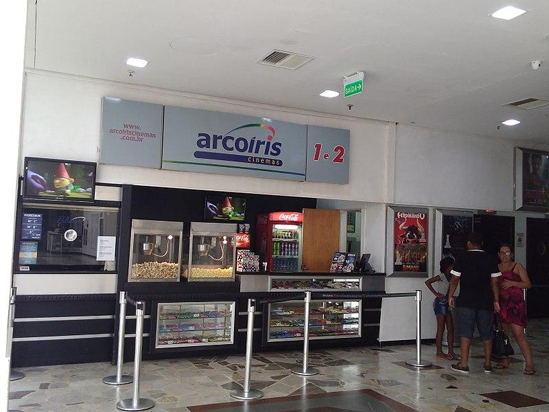 Melhor shopping de Porto Alegre