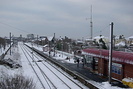 Ardrossan South Beach railway station in 2009.jpg