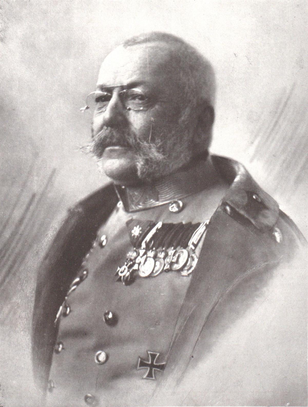 Armee-Oberkommandant Feldmarschall Erzherzog Friedrich 1916 Ernst Förster.png