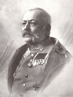 Archduke Friedrich, Duke of Teschen Supreme Commander of the Imperial and Royal Armed Forces
