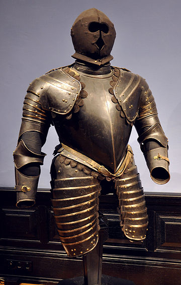 Arms and Armour in Kunsthistorisches Museum,Vienna,1701 Karl II