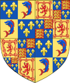 Arms of Francis, Dauphin of France & King of Scots & England.PNG