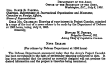 the camelot project Project camelot was a social science research project of the united states army that started in.