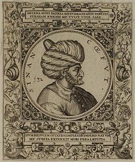 Sinan Reis pirate
