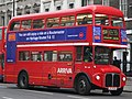 Arriva London Routemaster bus RM1145 (LDS 402A), Parliament Street, route 159, 9 December 2005.jpg