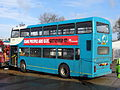 Arriva bus 5911 (M911 MKM) being towed for scrap, 12 November 2013 (6).jpg