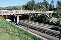 Arroyo Seco Parkway under Avenue 26.jpg