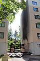 Arson in Kerava - Porvoonkadun tuhopoltto IMG 2570.JPG