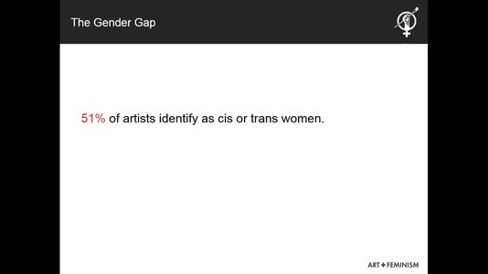 File:ArtAndFeminism Beginner Training Video The Gender Gap.webm