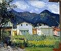 Artgate Fondazione Cariplo - Bartolini Ugo Vittore, Case di Auronzo.jpg