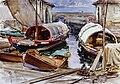Artgate Fondazione Cariplo - Raimondi Aldo, Barche a Bellagio.jpg
