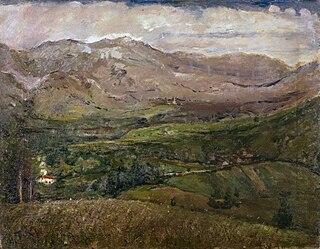 Arturo Tosi Italian painter (1871–1956)