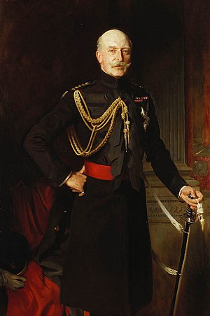 Prince Arthur, Duke of Connaught and Strathearn - Arthur, Duke of Connaught, John Singer Sargent, 1908