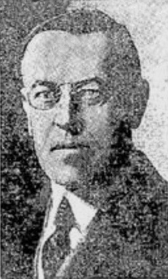 Arthur D. Howden Smith - Arthur D. Howden Smith, ca 1918.