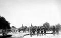 Artillerie Überqueren Behelfsbrücke - CH-BAR - 3236487.tif
