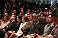 Asambleístas en la sesión solemne del informe a la Nación por parte del Sr. Presidente Constitucional de la República del Ecuador, Ec. Rafael Correa (4879056253).jpg