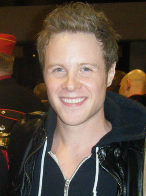 Ashton Holmes - Holmes in February 2010
