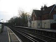 Ashurst Station.
