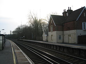 Ashurst, Hampshire - Ashurst Station
