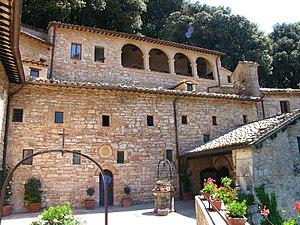 Assisi - Eremo delle Carceri.