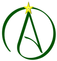 Atheist Circle A XmasTree.png