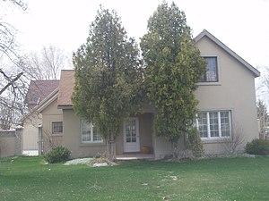 National Register of Historic Places listings in Davis County, Utah - Image: Atkinson House Woods Cross Utah