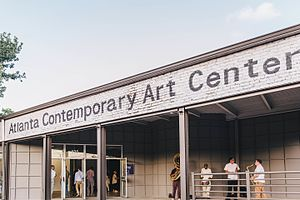 Atlanta Contemporary Art Center - Welcome to Atlanta Contemporary