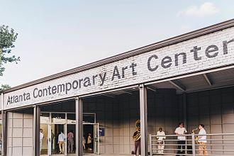 Atlanta Contemporary Art Center - Image: Atlanta Contemporary